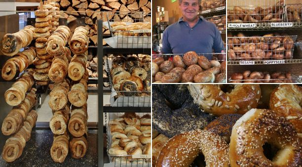 Best Bagel Places in the US.