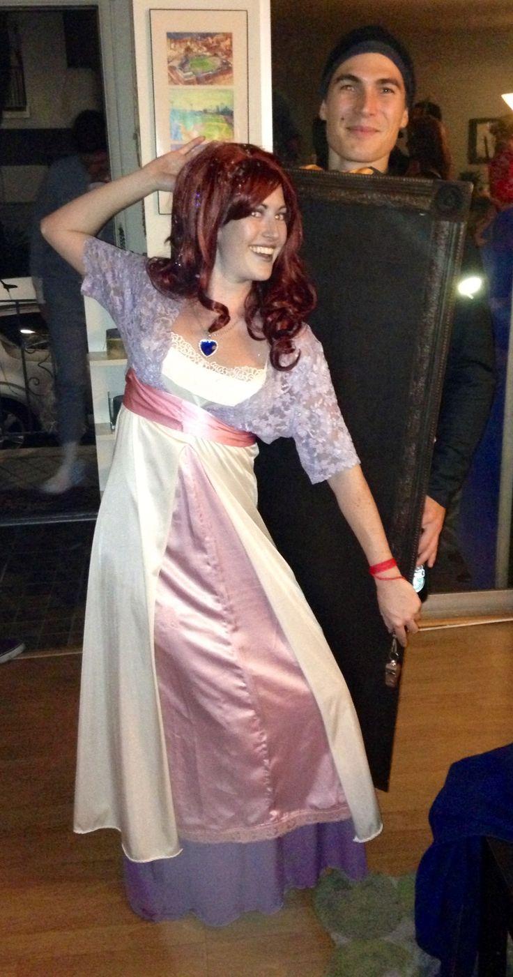 Frozen Rose from Titanic u0026 The Door That Saved Her. Couples Halloween Costume! It  sc 1 st  Pinterest & 7 best titanic costumes images on Pinterest | Belle epoque Movie ...