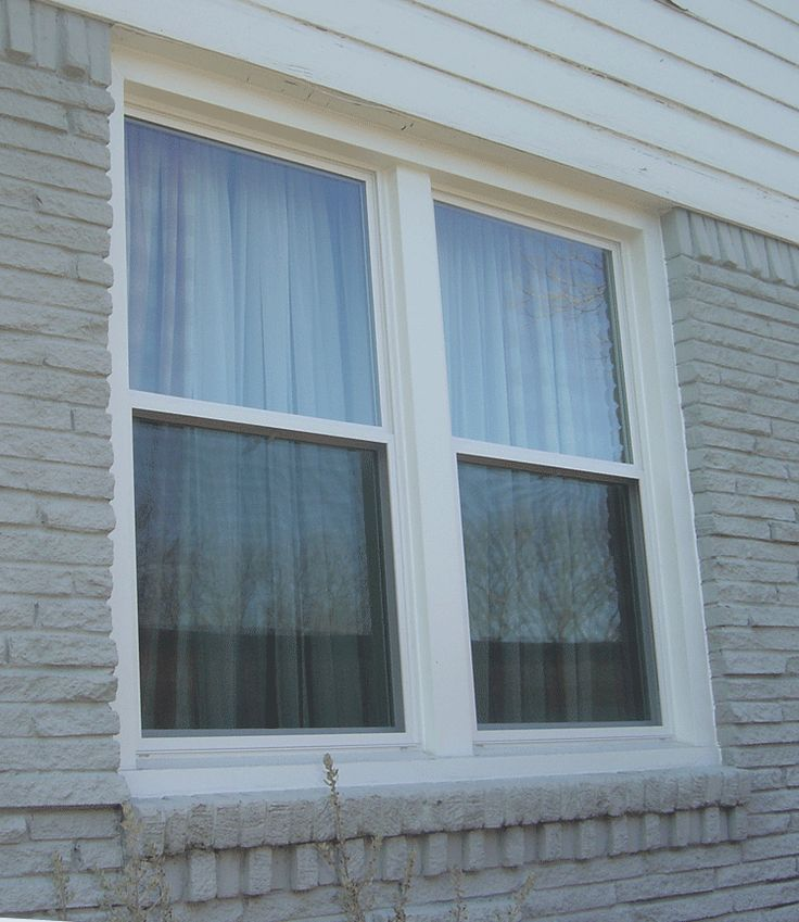 61 best vinyl replacement windows images on pinterest for Vinyl replacement window manufacturers
