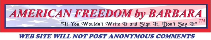 AMERICAN FREEDOM by BARBARA: Today:Are You Glad Columbus Discovered A Brave New World?