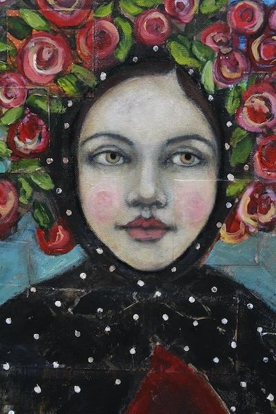 Jane Desroiser: Arte Colagem, Desrosier Gritty Jane, Jane Desroiser I, Faces Art, F Faces, Arts Tattoos Misc, Jane Desrosier Gritty, Art Portraits, Art Art