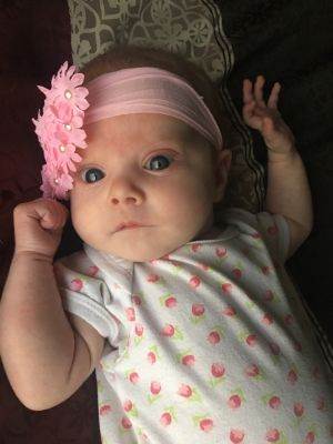 I just entered my baby in the Mountain America Credit Union Baby Photo Contest. Please go vote for us!