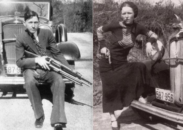 Как Бонни и Клайд помогли заработать Генри Форду