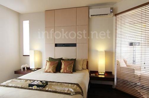 Chic Quarter bedroom