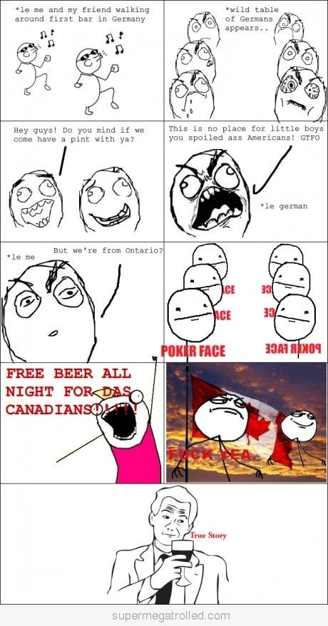 CANADA! woop so true ahah
