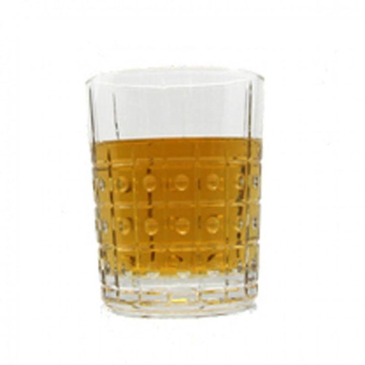 Ensemble de 4 verres DOF de style  vintage de TRUDEAU  450 ml .
