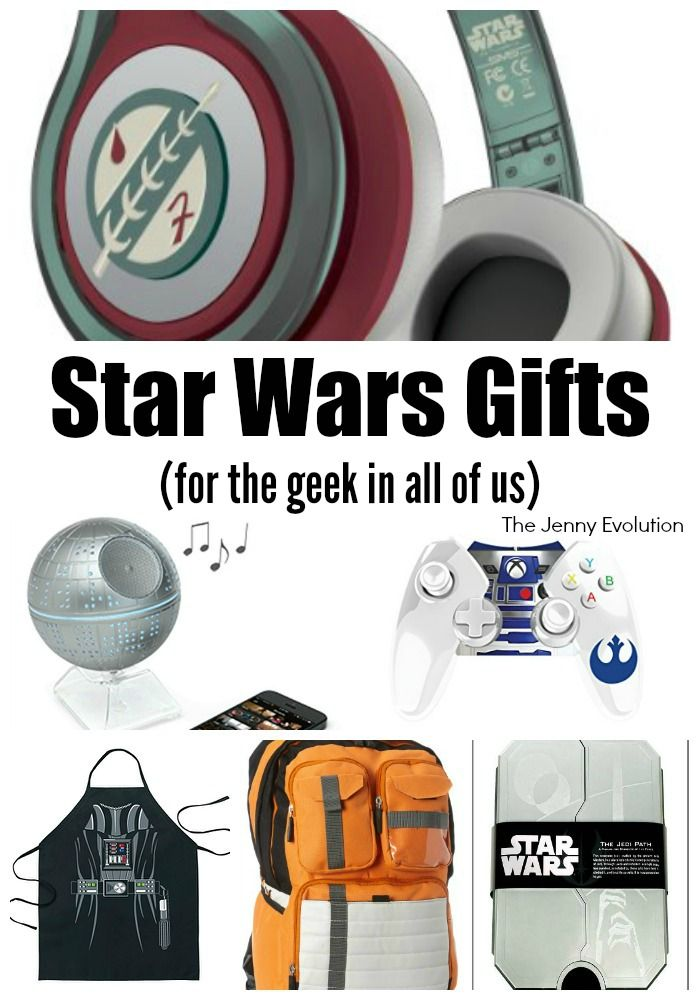 10 Amazing Star Wars Gifts for Dads and Husbands  - Perfect for Father's Day | The Jenny Evolution