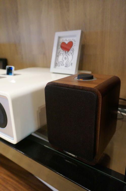 Ruark Audio in Harman Store