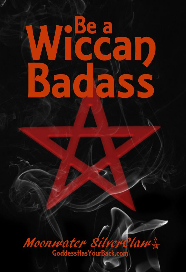"""ood news recently surprised me. It seemed that my main editor was not going to be able to work on my new book before January, but he jumped in and experienced some blessed momentum!  So my new book """"Be A Wiccan Badass"""" is now available on Amazon – both as paperback and ebook."""