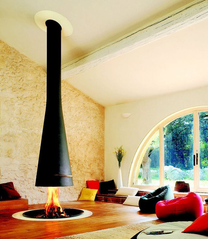 15 Modern Fireplaces To Warm Your Cozy Home