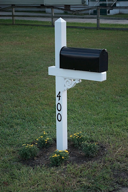 Brick Mailbox Plans - Downloadable Free Plans