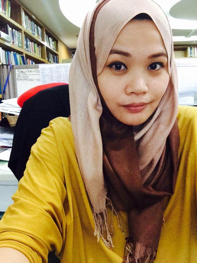 my hijab 2day