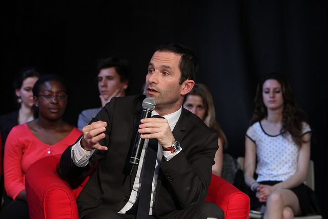 The French Socialist Party has elected a pro-basic income politician, Benoît Hamon, as its candidate for the presidential election this Spring.