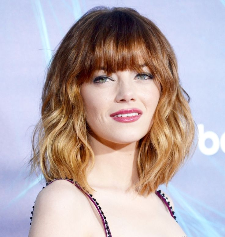 Celebrity Most Hottest Summer Hair Trends 2014 ... 042514-emma-stone-makeup-640 └▶ └▶ http://www.pouted.com/?p=36773