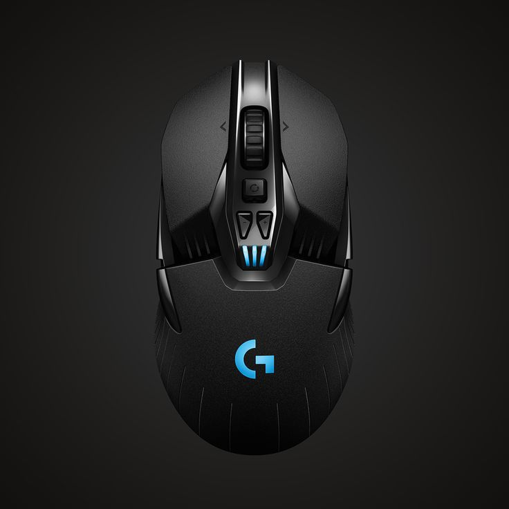 Logitech G900 on Behance