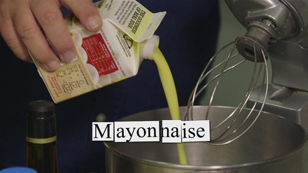 Spise med Price: Grundopskrift på mayonnaise