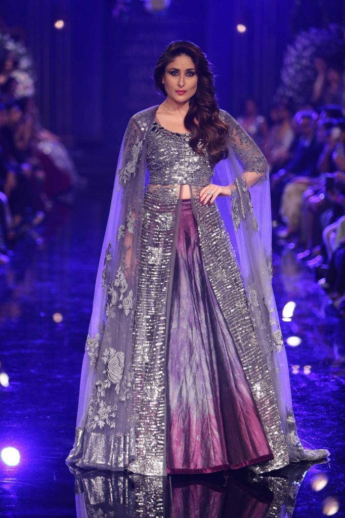 Lakmé Fashion Week – Manish Malhotra Grand Finale at LFW WF 2014