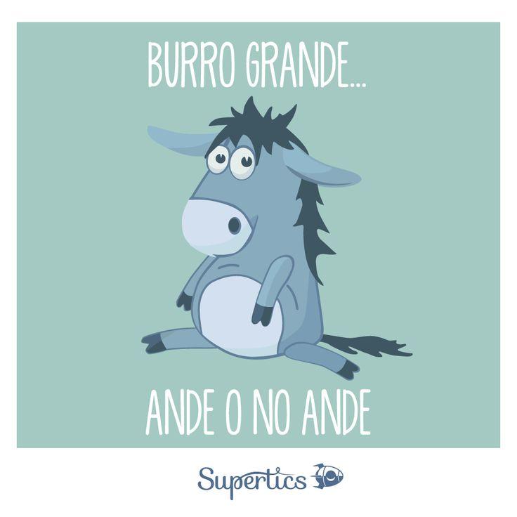 Refranes para niños #supertics #refranes #burro