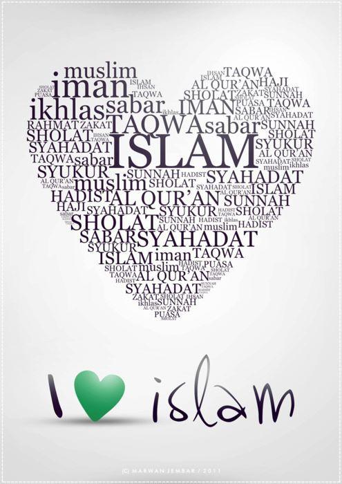 i <3 Islam