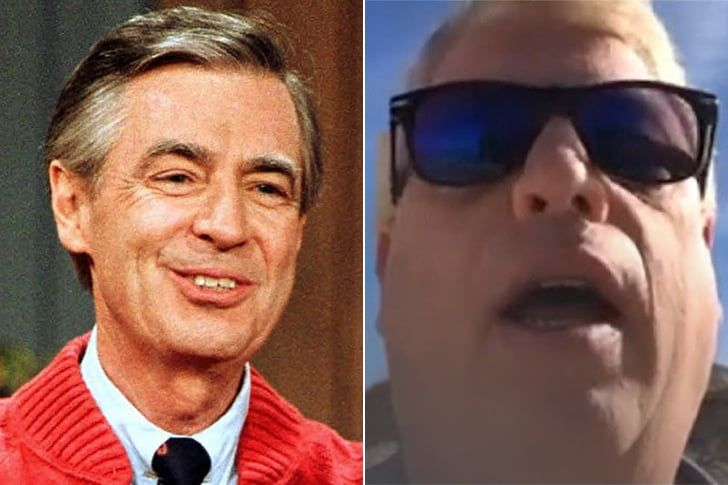 Fred Rogers John Frederick Rogers In Their 50 S Celebs Good Genes Spitting Image