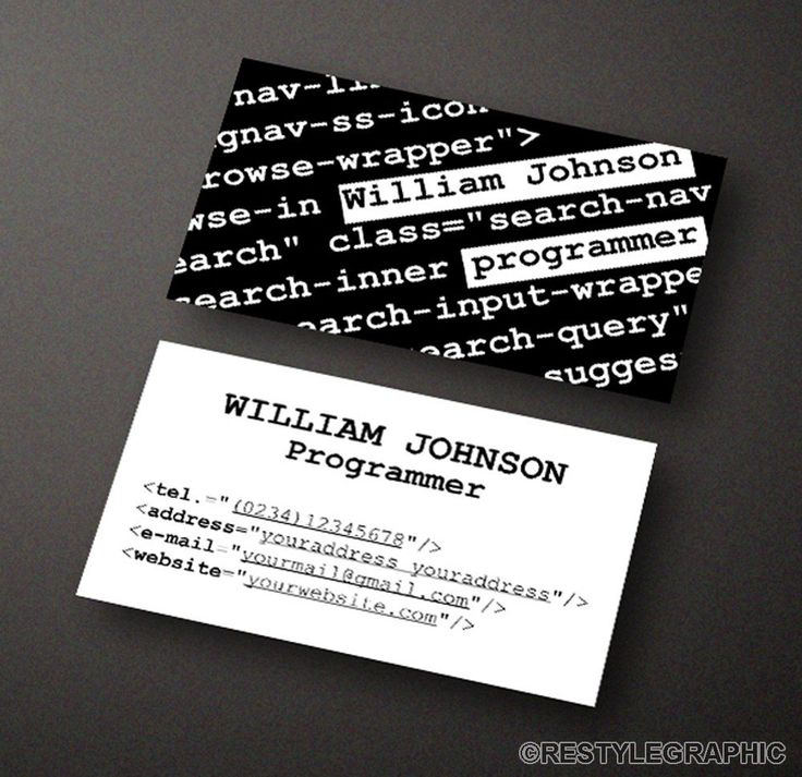 36 best Business Card Designs images on Pinterest | Card designs ...