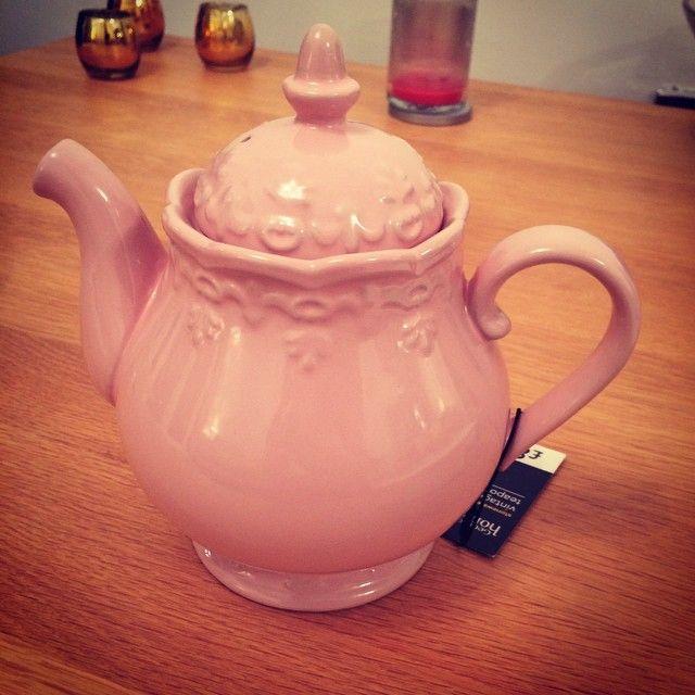 @emilyrosetillman: Cutest teapot ever #asda #george #pink