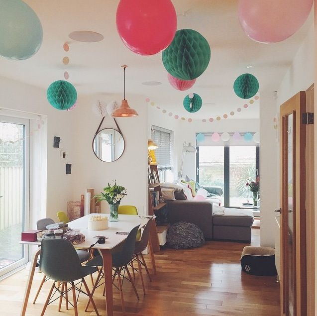 103 best images about zoella deco on pinterest make up for Home sweet home party decorations