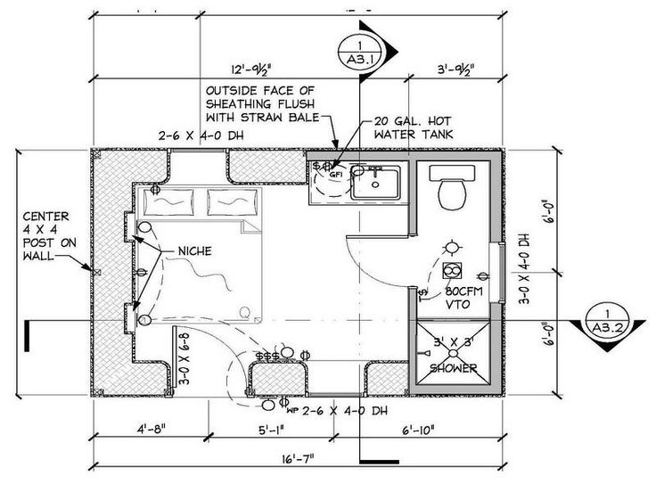 ideas about Tiny House Plans Free on Pinterest Tiny House