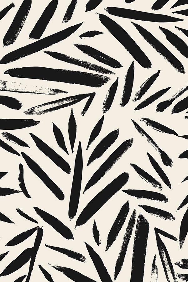Colorful Fabrics Digitally Printed By Spoonflower Brush Stroke