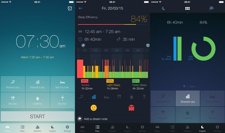 Top 5 BestRated Sleep Cycle Apps for Your Phone Sleep
