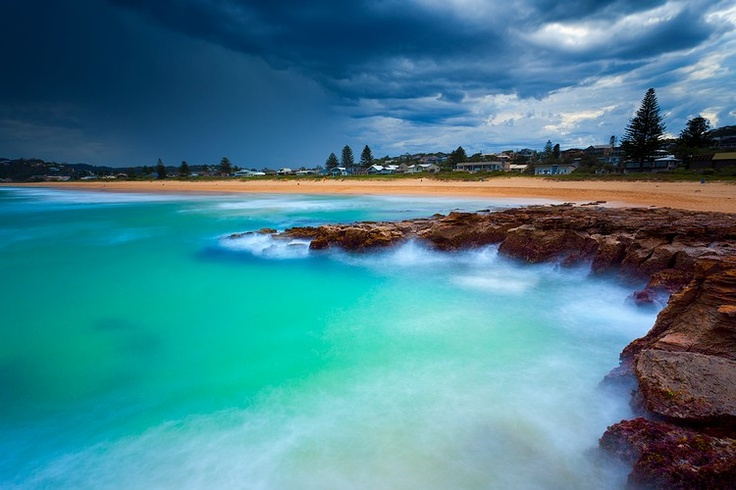 North Avoca Beach, NSW Australia