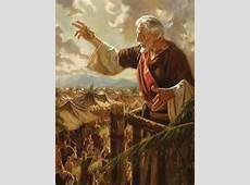 abinadi painting - Bing images