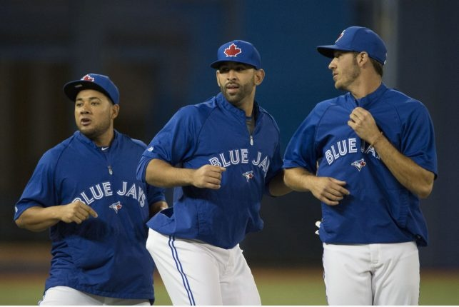 Melky, Jose and JP