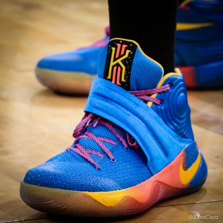 Check Out Elena Delle Donne's Nike Kyrie 2 PE