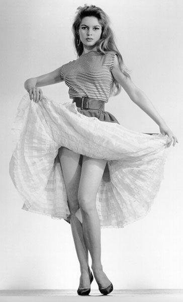 ....Oops slipped in Brigitte Bardot
