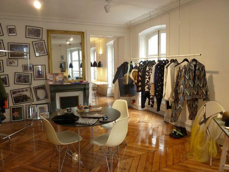 FashionFladen: På besøg hos Vald Agency