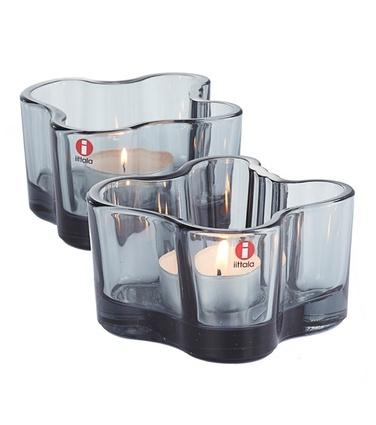 Iittala Aalto-kynttilälyhdyt