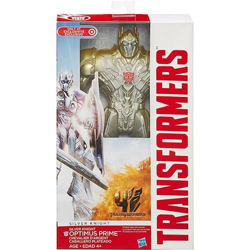 Boneco Transformers Mv4 Titan Hero Grimlock + Boneco Transformers 12 Silver…