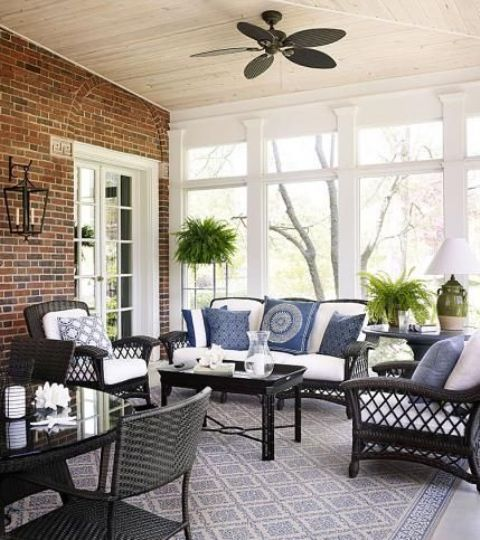 25 Great Porch Design Ideas: 25+ Best Ideas About Screened Back Porches On Pinterest