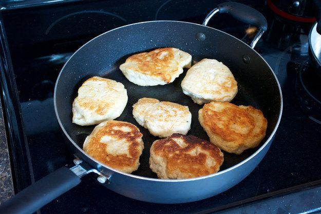 Toutons | 17 Of The Weirdest Foods In Canada |  mmmmmm :)