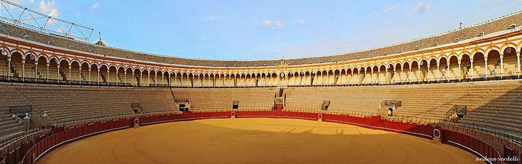La Plaza de Toros de la Real Maestranza de Caballería de Sevilla (1749-1881)