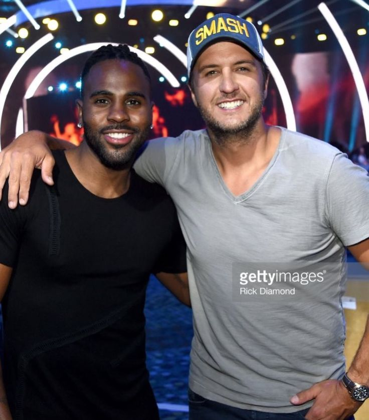 Luke and Jason Derulo reunited again