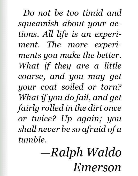 Ralph Waldo Emerson//