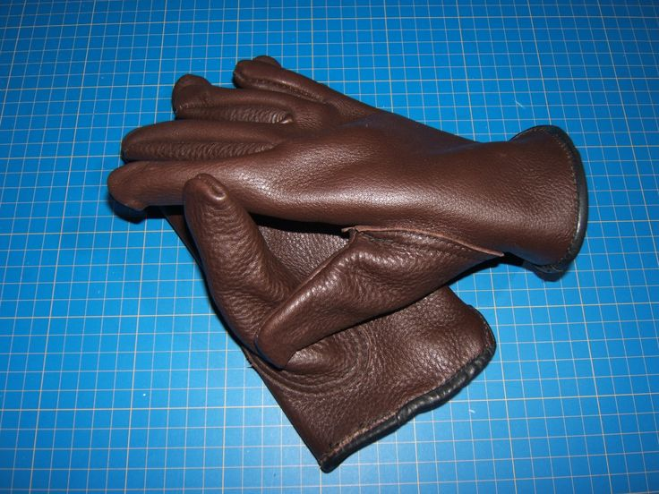 """Handmade Full Grain Glove Leather! Made to fit your hand, type of glove is your choice, guaranteed to """"Fit Like A Glove!"""""""