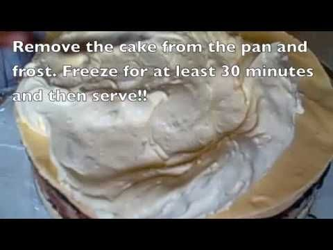 Ice cream cake icing recipe