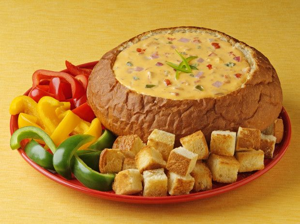 VELVEETA Cheesy Hawaiian Dip