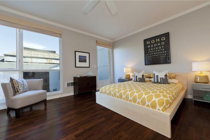 Bedroom design ideas with hardwood flooring bedroom ideas pinterest bedrooms flooring for Bedroom flooring ideas pinterest