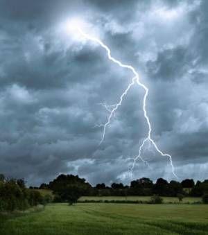 illustration orage   Orages : Alerte orange à l'Est pour 19 départements