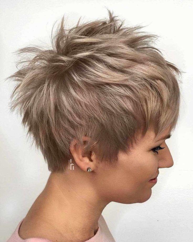 50+ Best Short Haircuts For Women 2019 – women.fashionm.me… – #hairstylesforwo…
