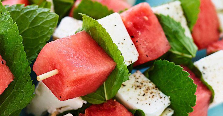 Fram med dina spett och låt kreativiteten flöda. Här har vi samlat 11 orginella sätt att äta spett.